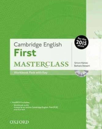 Cambridge English First masterclass - workbook - Náhled učebnice