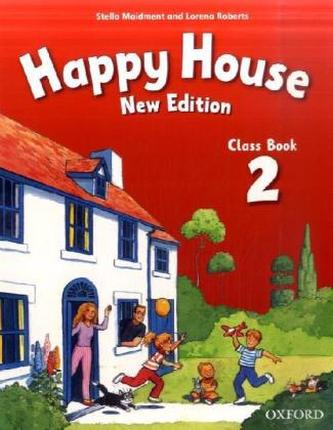 HAPPY HOUSE NEW EDITION 2 CLASS BOOK - Náhled učebnice