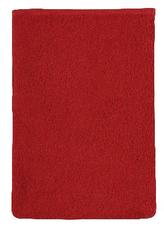 Froté žínka - červená - 17x25 cm