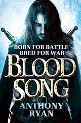 Blood Song. Das Lied des Blutes, englische Ausgabe