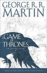 A Game Of Thrones, The Graphic Novel. Vol.3