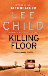 Killing Floor. Größenwahn, englische Ausgabe