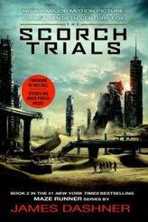 Maze Runner - The Scorch Trials Movie Tie-in Edition. Die Auserwählten - In der Brandwüste, englische Ausgabe