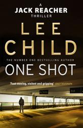 One Shot. Sniper, englische Ausgabe
