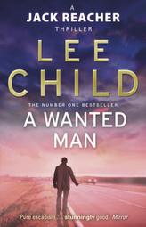A Wanted Man. Der Anhalter, englische Ausgabe