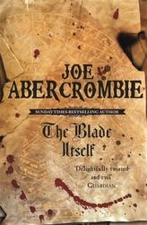 The Blade Itself. Kriegsklingen, englische Ausgabe