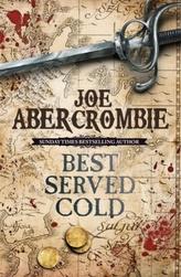 Best Served Cold. Racheklingen, englische Ausgabe