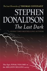 The Last Dark. Die letzte Dunkelheit, englische Ausgabe
