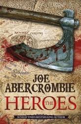 The Heroes. Heldenklingen, englische Ausgabe