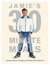 Jamie's 30 Minute Meals. Jamies 30 Minuten Menüs, englische Ausgabe