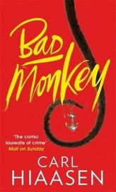 Bad Monkey. Affentheater, englische Ausgabe