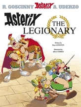 Asterix - Asterix the Legionary. Asterix als Legionär, englische Ausgabe