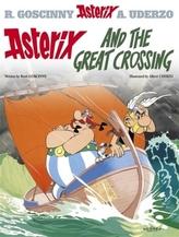 Asterix - Asterix and the Great Crossing. Die große Überfahrt, englische Ausgabe