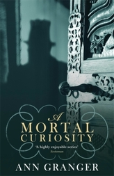 A Mortal Curiosity. Neugier ist ein schneller Tod, englische Ausgabe