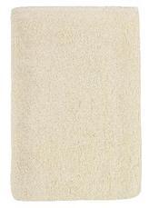 Froté žínka - béžová - 17x25 cm