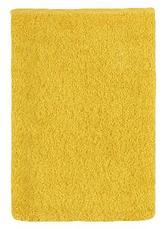 Froté žínka - žlutá - 17x25 cm