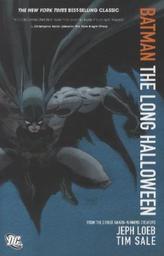 Batman, The Long Halloween