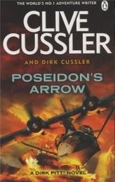 Poseidon's Arrow. Unterdruck, englische Ausgabe
