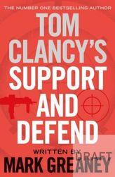 Tom Clancy's Support and Defend. Der Campus, englische Ausgabe