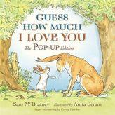 Guess How Much I Love You, Pop-Up Edition. Weißt du eigentlich, wie lieb ich dich hab?, englische Ausgabe