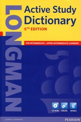 Longman Active Study Dictionary, w. CD-ROM