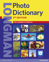 Longman Photo Dictionary, w. 3 Audio-CDs
