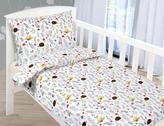 Dětské povlečení bavlna Agáta - Zvířátka na louce - 90x135, 45x60