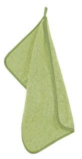 Froté ručník - olivový ručník - 30x50 cm