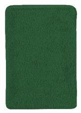 Froté žínka - tm zelená - 17x25 cm
