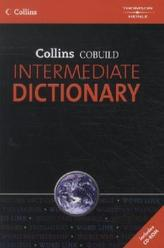 Collins Cobuild Intermediate Dictionary, with CD-ROM