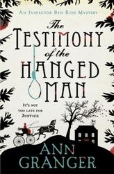 The Testimony of the Hanged Man. Die Beichte des Gehenkten, englische Ausgabe