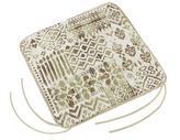 Sedák IVO hladký - indiánský motiv - 40x40 cm,hladký