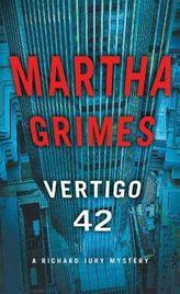 Vertigo 42. Inspektor Jury und die Frau in Rot, englische Ausgabe