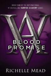 Vampire Academy - Blood Promise. Vampire Academy - Blutschwur, englische Ausgabe