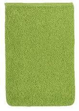 Froté žínka - olivová - 17x25 cm