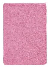 Froté žínka - růžová - 17x25 cm