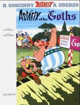 Asterix - Asterix et les Goths. Asterix und die Goten, französische Ausgabe