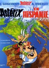 Asterix - Asterix en Hispanie. Asterix in Spanien, französische Ausgabe