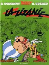 Asterix - La zizanie. Streit um Asterix, französische Ausgabe