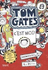 Tom Gates, c'est moi. Tom Gates - Wo ich bin, ist Chaos - aber ich kann nicht überall sein, französische Ausgabe