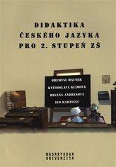 Didaktika českého jazyka pro 2. stupeň ZŠ