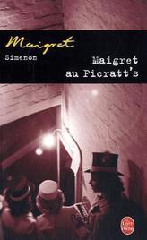 Maigret au Picratt's. Maigret, die Tänzerin und die Gräfin, französische Ausgabe