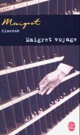 Maigret voyage. Maigret auf Reisen, französische Ausgabe