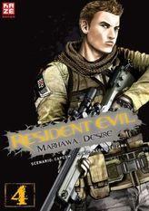 Resident Evil - Marhawa Desire. Bd.4