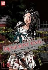 Resident Evil - Marhawa Desire, Gesamtausgabe