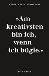 Mehr Musenküsse: 'Am kreativsten bin ich, wenn ich bügle'