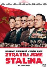 Ztratili jsme Stalina DVD