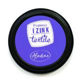 IZINK razítkovací polštářek na textil - fialový