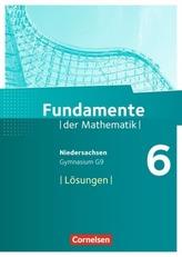 6. Schuljahr, Lösungen zum Schülerbuch