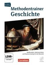 Methodentrainer Geschichte Oberstufe, Schülerbuch m. CD-ROM